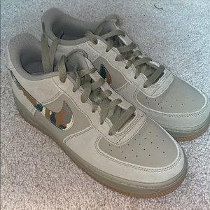Camo Air Force Ones